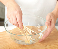 receta paso a paso kebab de pavo con arroz salvaje