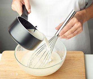 receta paso a paso copa de fresones