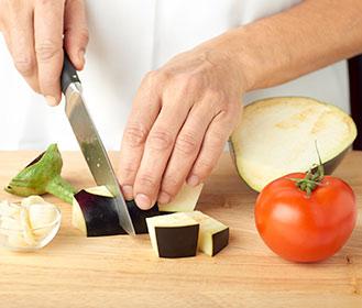 receta paso a paso alubias con verduritas y parmesano