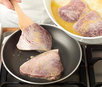 receta paso a paso bonito marinado con tomate