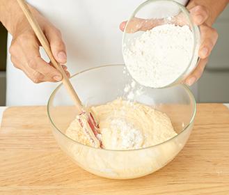 receta paso a paso pastel damero