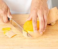 receta paso a paso ratatuille de calabaza