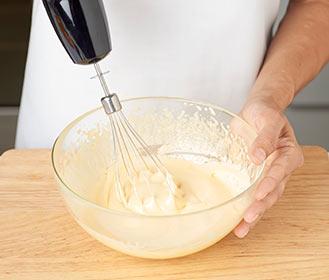 receta paso a paso rollo con confitura