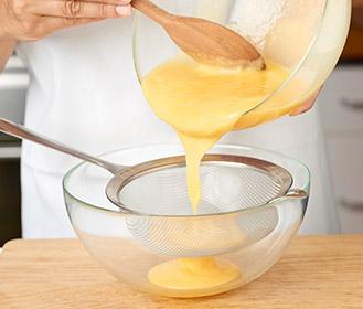 receta paso a paso copa de limon y merengue