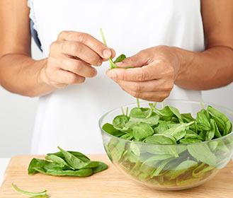 receta paso a paso salmonetes con ajoblanco