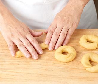 paso a paso rosquillas de anis