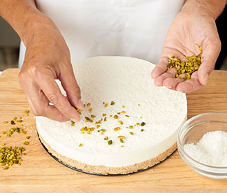 receta paso a paso mousse de coco