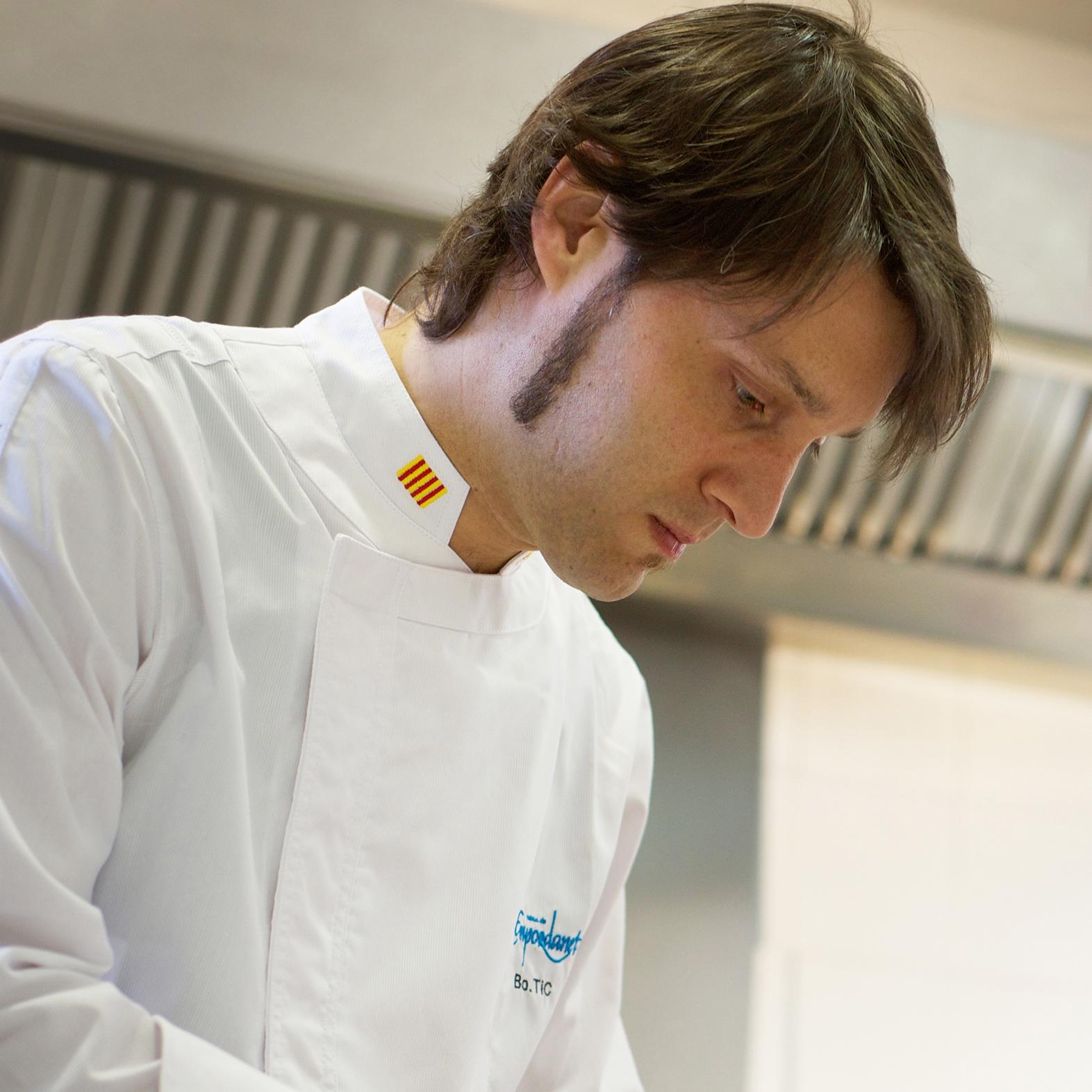 Albert Sastregener , estrella Michelin