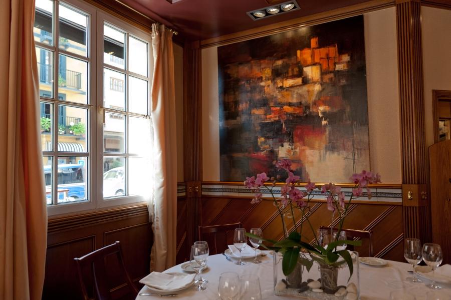 Restaurante Elkano de Aitor Arregi, estrella Michelin