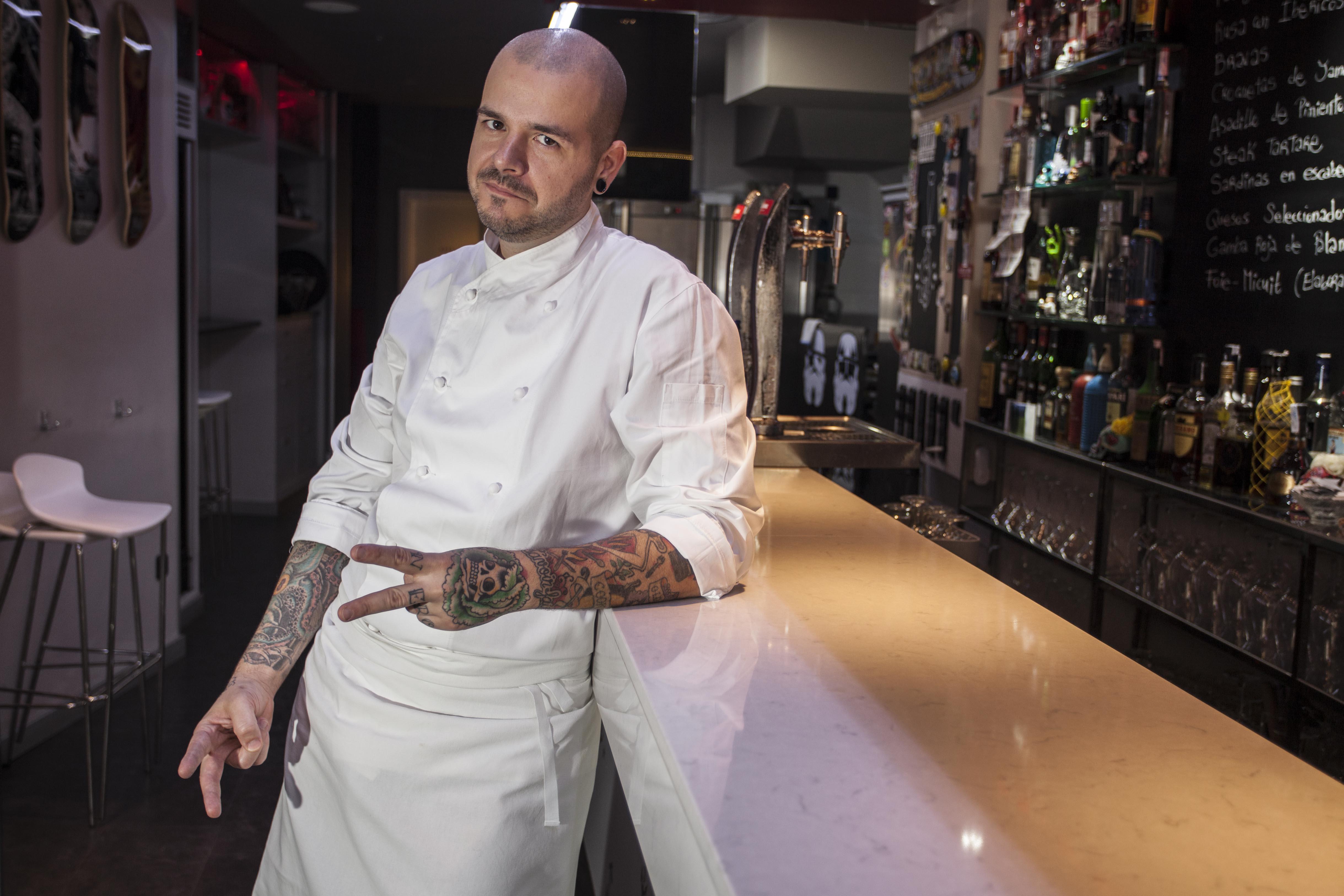 Tonino Valiente, estrella Michelin