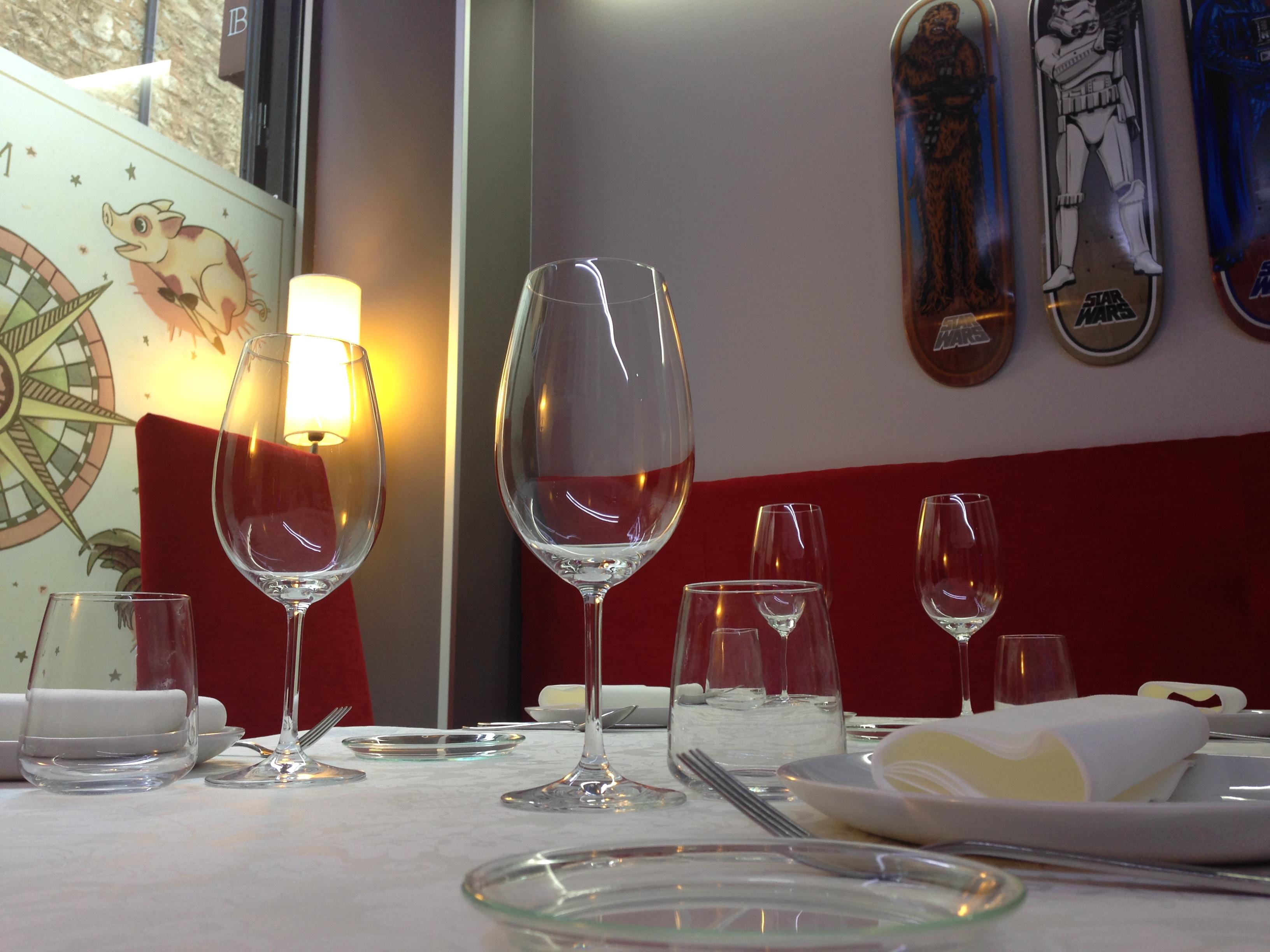 Restaurante Tatau Bistro de Tonino Valiente, estrella Michelin