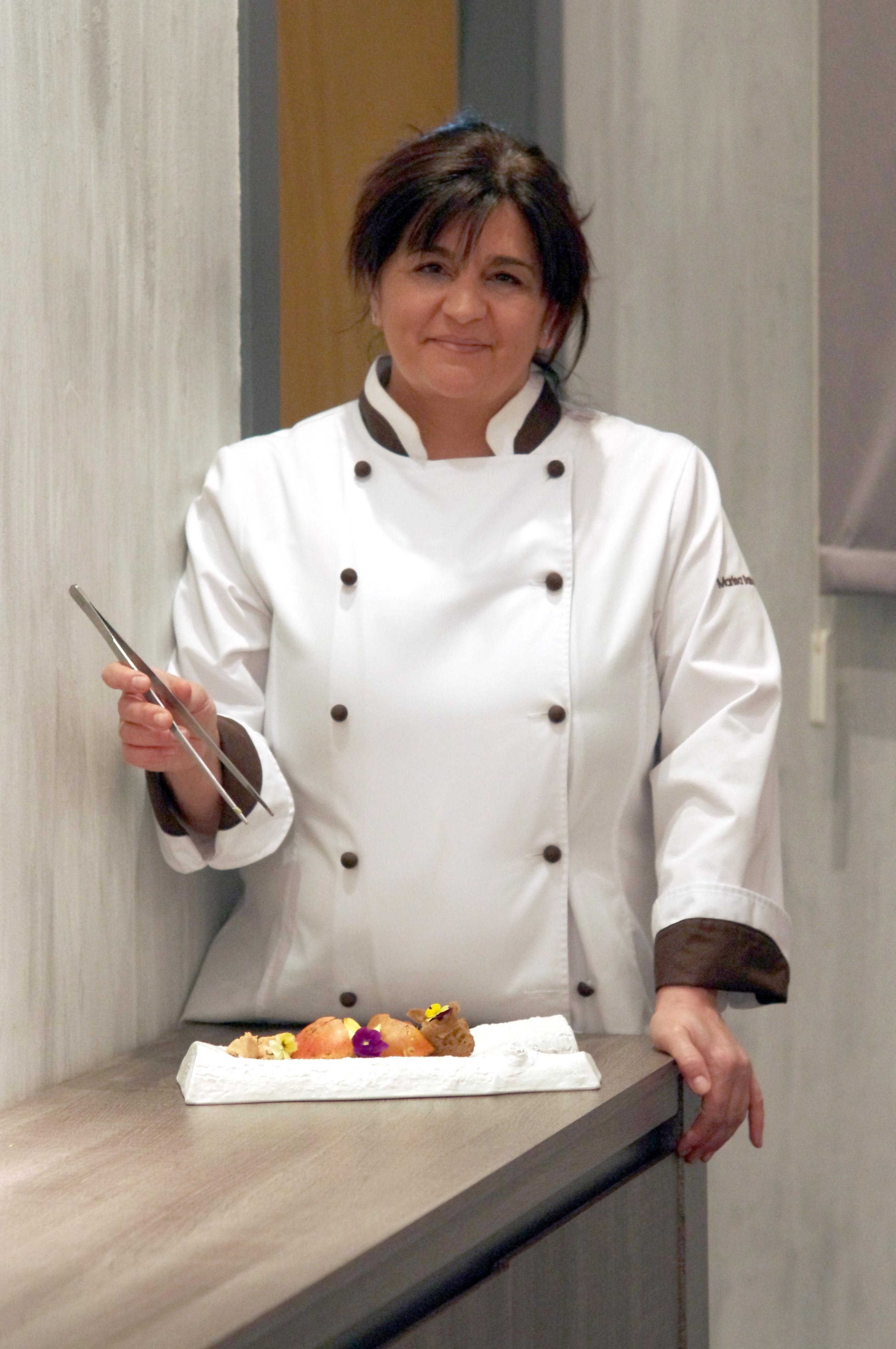 Marisa Barberán, una estrella Michelin