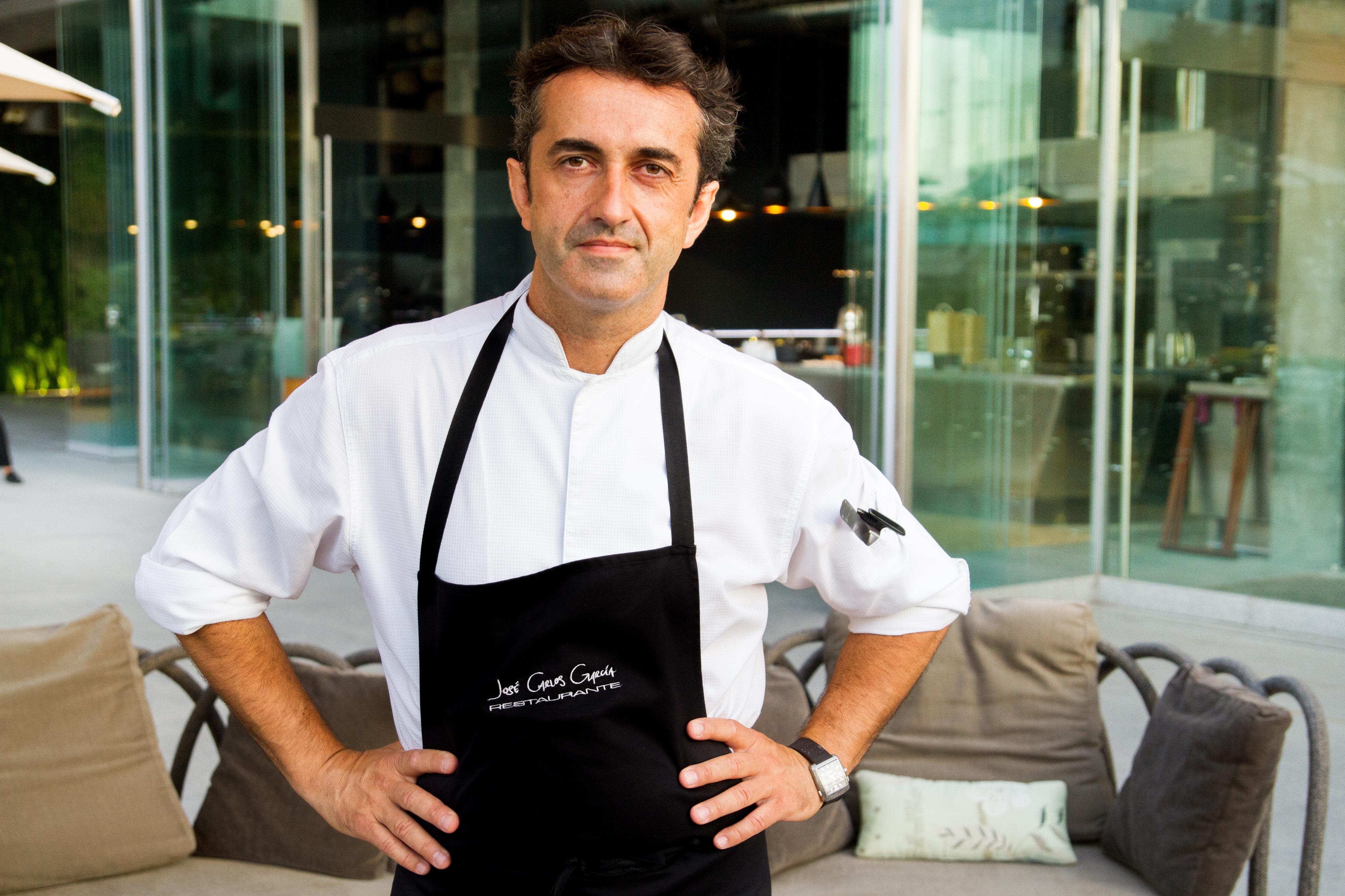 José Carlos García - Una estrella Michelin