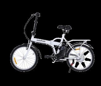 bicicleta ele ctrica plegable skate flash ebike blanco1