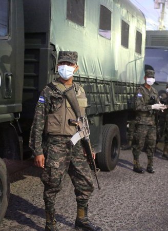 Ejercito Honduras supervivientes coronavirus