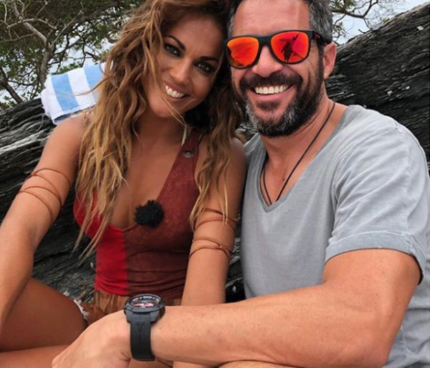 Lara Alvarez and Edu Blanco