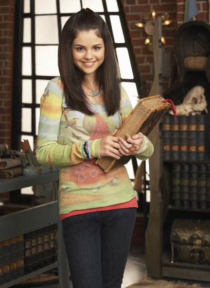 Selena Gomez Magos Waverly Place