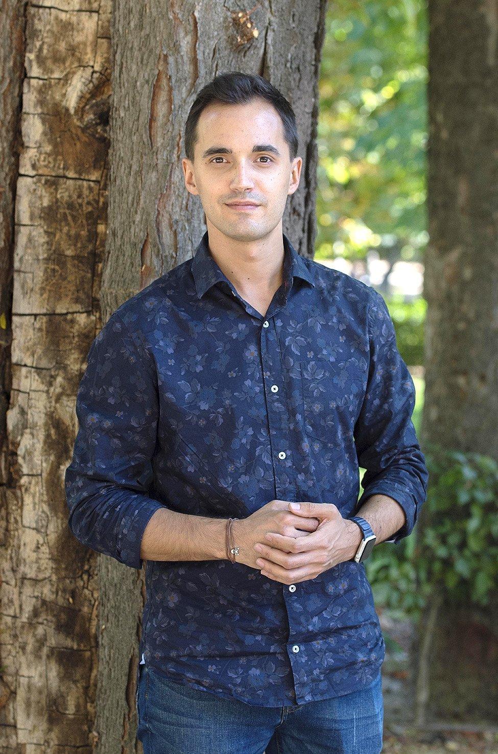 Javier Pérez Campos: «Todos tenemos nuestro ángel de la