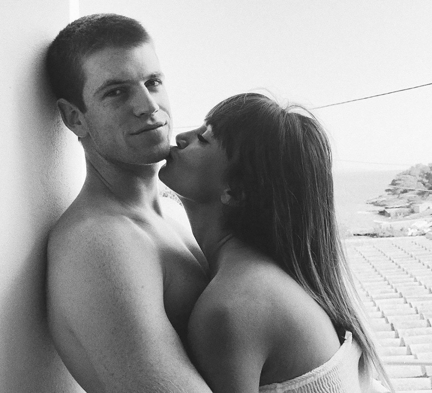 La historia de amor de Aitana Ocaña y Miguel Bernardeau